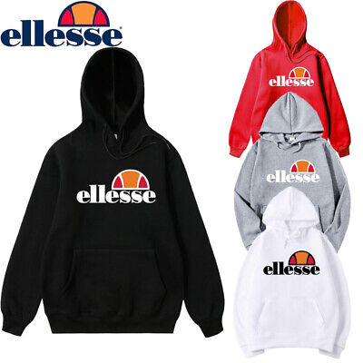 get cheap preview of many styles ELLESSE HOMME FEMMES Sweat-shirt Pull-over Sweat à Capuche Occasionnel Hauts