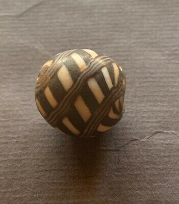 Alte Glasperle, ,Old Glass Bead Indonesien Java China Tibet Nepal 1中国西藏 (902)