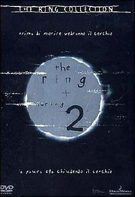 The Ring Collection 2 DVD Nuovo The Ring 1 e 2 Limited Edition 2 Film
