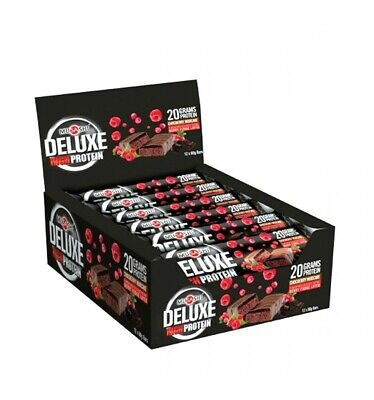 Musashi Deluxe Protein Chocberry 60g x 12