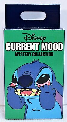 Disney Current Mood Myst Box Collection Unopen Sealed 2 Pin BRAND NEW CUTE