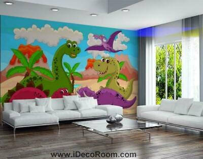 ANIMALS FARM Kids room wall Mural 254x183cm for baby bedroom Photo Wallpaper