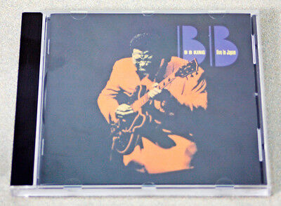 Live in Japan by B.B. King (MCA)