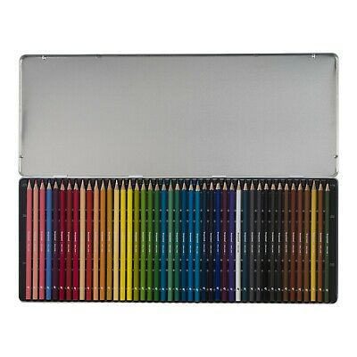 Bruynzeel Holland Colouring Pencils 45 Set with Turtle Design Metal Tin
