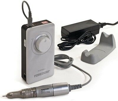 Foredom Portable Micromotor Kit Convenient Dental Lab Or Dentist Tool K.1030