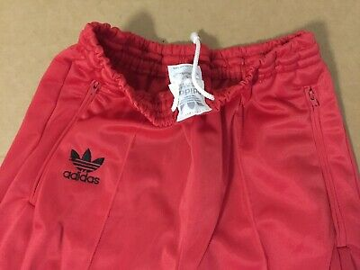 Adidas Trefoil USA track pants deadstock nos vtg 80s atp us olympic b boy