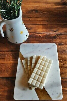 Homemade HIGHLY SCENTED - Peppermint and Pine - Soy Wax Melt Bar, FAST AND FREE!