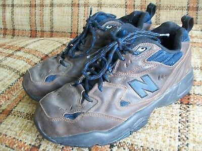 New Balance Mens Size 8.5 4E (EUR 42) Brown Cross Trainers MX6080D