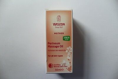 Weleda Mother Perineum Massage Oil For All Skin Types - 50ml