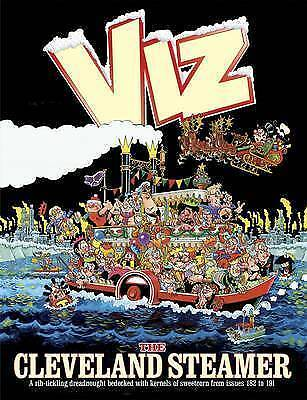 The Cleveland Steamer: Viz Annual 2012 (Annuals 2012), Viz, New Book