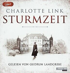 (1/SA)Sturmzeit (MP3) - LANDGREBE GUDRUN [CD]