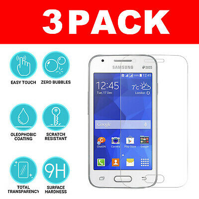Screen Protector For Samsung Galaxy Ace 4 - Tempered Glass 100% Genuine