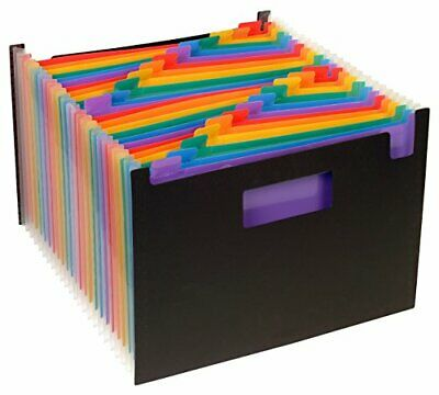 Viquel Seatcase Rainbow - Organiser with 24 Compartments - 710 Polypropylene -