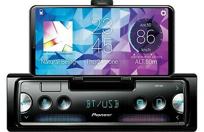 Pioneer SPH-10BT Single DIN Smartphone Receiver