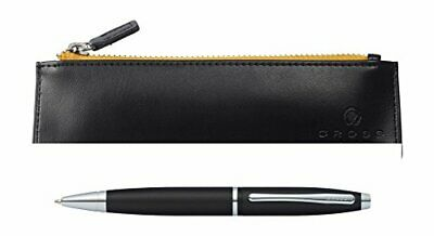 A. T. Cross Calais Pen with Pen Case, Trackr Bravo Chip in Gift Set