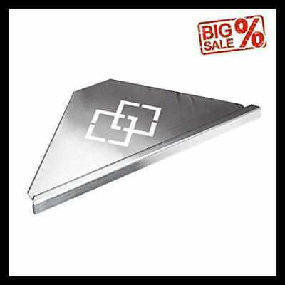 Shower Corner Caddy Bathroom Shelf Wall Storage Shelves 304 Stainless Steel Brus