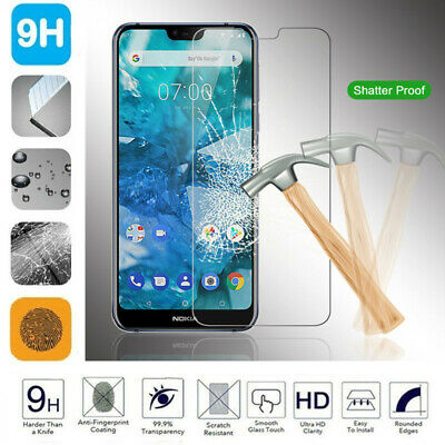 Gorilla Genuine Tempered Glass Screen Protector Protection For Nokia 9 8 7 6 5 4