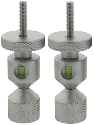 """Two (2) B&B Pipe 2120 Flange Alignment Pins for 1/2"""" to 1-1/2"""" Holes"""
