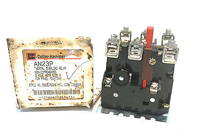 New Cutler Hammer Westinghouse An23P Thermal Overload Relay Model J