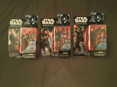 50 x Medium Disc ROGUE ONE-Star Wars Action Figure DISPLAY STANDS T4c