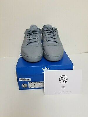 best loved 865fa e8dbb Adidas Yeezy Powerphase Calabasas Grey CG6422 Size 9.5 Pre-Owned GOAT  VERIFIED