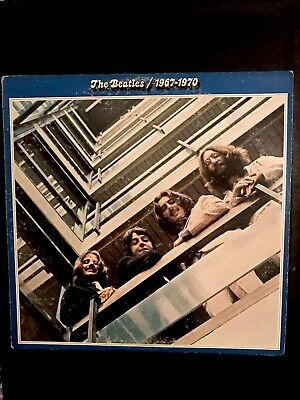 The Beatles 1967-1970 Blue Album ~ Vinyl LP ~ Apple