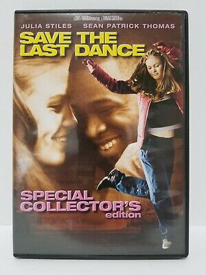 Save the Last Dance: DVD movie - special collector's edition - with Warranty