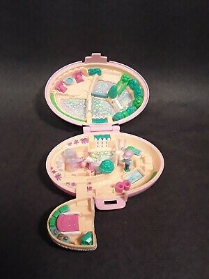 Vintage Polly Pocket Shetland Pony Stables 1995 Bluebird toys