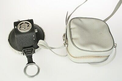 ROLLEI Rolleiflash Unit w/case to fit F2.8 Rollieflex GERMANY Bay III 3 Minty