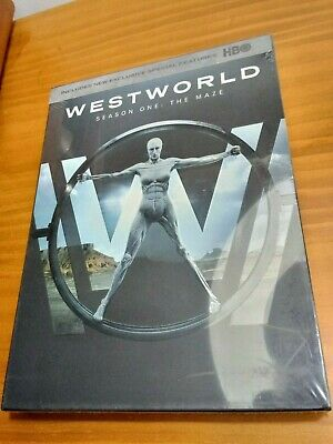Westworld - The Complete First Season dvd set