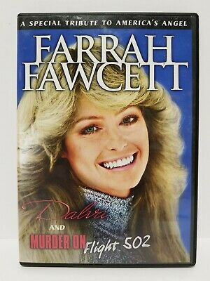 Farrah Fawcett - Double Feature: DVD movies: Dalva / Murder On Flight 502