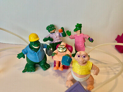 Charlene Sinclair 1992 Dino Motion Dinosaurs McDonalds Happy Meal Toy