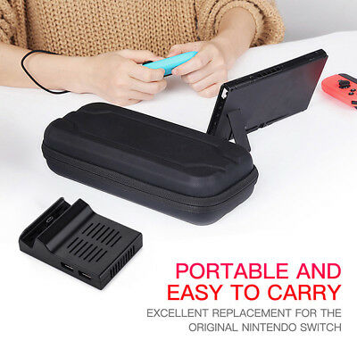 Mini  Charging Dock Cradle Stand with USB / HDMI Port For Nintendo Switch