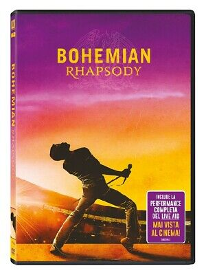 |1030935| Movie - Bohemian Rhapsody  [DVD x 1] Sigillato