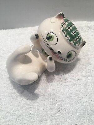 Super Rare vintage 1950'S HOLT HOWARD BEE BOTHERED COZY KITTEN
