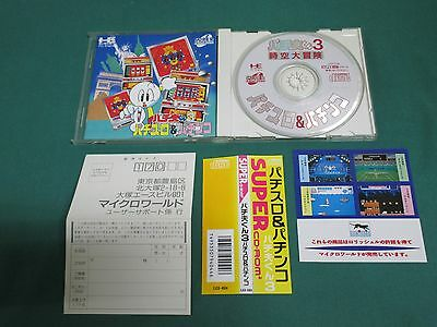 DARIUS ALPHA NOT For Sale GOOD Condition FREE SHIPPING PC-Engine Hu