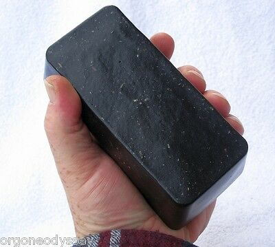 Large Strong Black Sun Orgone Energy Bar - ChemBuster & EMF Protection Generator