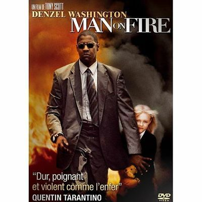 Man On Fire - Denzel Washington - Dvd Neuf Sous Blister