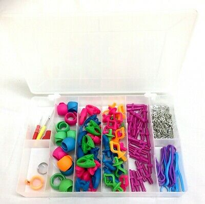 Bobbin Clamps/Holders/Mates/Huggers & More Packed in an Unbreakable Container