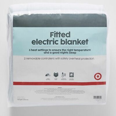 NEW Fitted Electric Blanket
