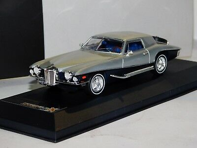 1:43 Premiumx Stutz blackhawk Coupe 1971 bluemetallic//lightblue