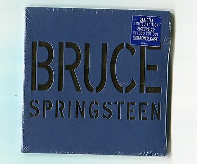 Bruce Springsteen cd-maxi HUMAN TOUCH - new SEALED picture disc LIMITED EDITION