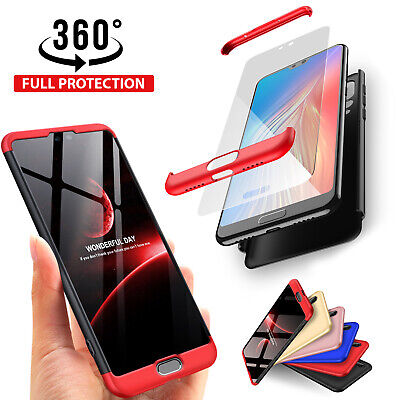 Hülle Huawei P20 / P10 / Pro / Lite / Mate 20 / 10 Full Cover 360° Handy Case