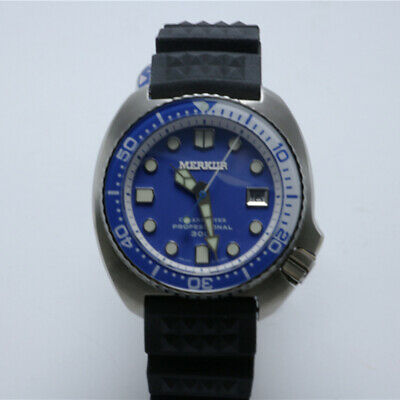 AD20 Japan Tuna Diver Automatic watch MarineMaster Mens Turtle 6105-8110 Sharkey