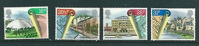 1984 - GB Urban Renewal Set of 4 Stamps MNH SG1245/48