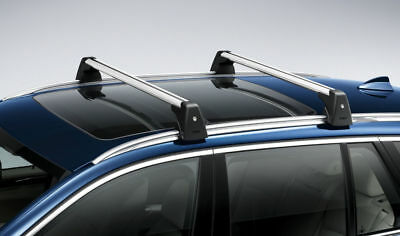 Genuine BMW Aluminium Lockable Roof Bars Rack F11/5 Series PN:82712347755 UK