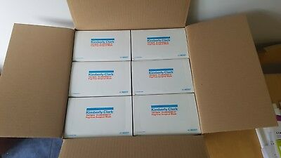 Disposable Surgical face Mask Kimberly-Clark Fog-Free Trade box 300pcs