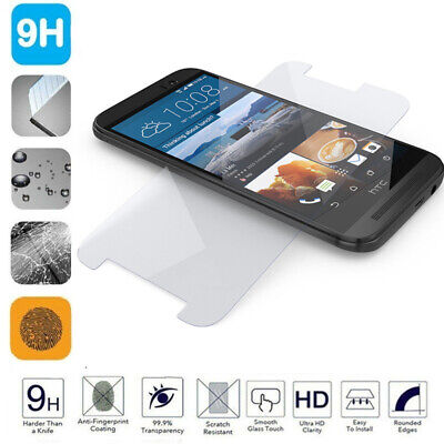 Gorilla Genuine Tempered Glass Screen Protector Protection For HTC Phones