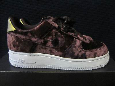 Details about Womens NIKE AIR FORCE 1 07 PREMIUM Outdoor Green Trainers 896185 300