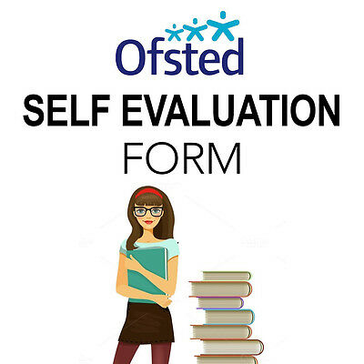 Fully Completed OFSTED Self Evaluation Form MAy 2019 EYES SEF